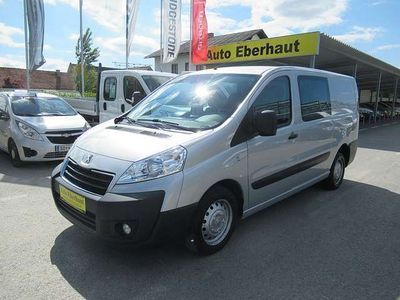 gebraucht Peugeot Expert DOKA Kastenwagen L2H1 HDI *6-Sitze