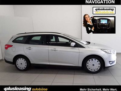 gebraucht Ford Focus Traveller 1,5 TDCi ECOnetic Business