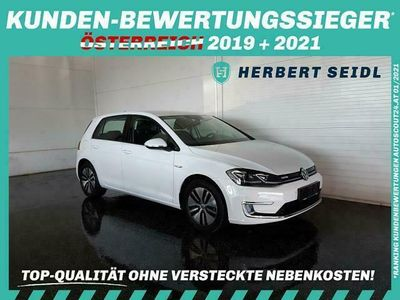gebraucht VW e-Golf (mit Batterie 35,8 KW) *ACC / LED / NAVI*