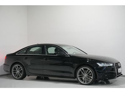 gebraucht Audi A6 3,0 TDI Quattro S-tronic/1.Besitz/Navi/LED/Leder