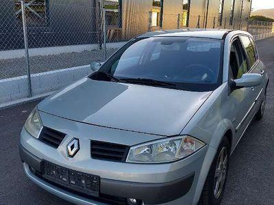 gebraucht Renault Mégane 1.9 dci Klein-/ Kompaktwagen