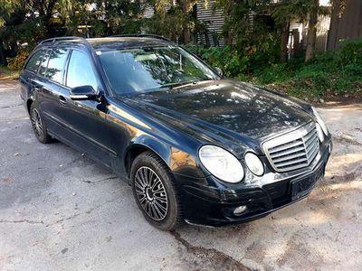 gebraucht Mercedes E220 E220 CDI Facelift