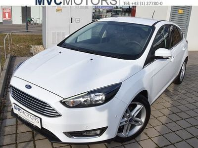 brugt Ford Focus 1,0 EcoBoost Titanium Limousine,