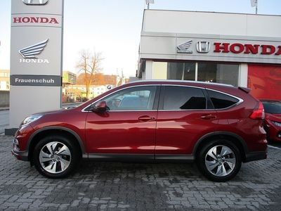 gebraucht Honda CR-V 1,6i-DTEC Lifestyle PLUS 4WD Aut. / Fahrer... SUV / Geländewagen
