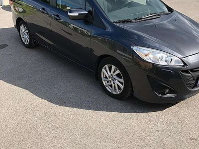 gebraucht Mazda 5 Kombi / Family Van