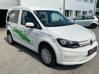 gebraucht VW Caddy Kombi Conceptline 2,0 TDI DSG Kombi / Family Van