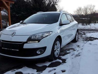 gebraucht Renault Mégane 1,5 dci Kombi / Family Van,