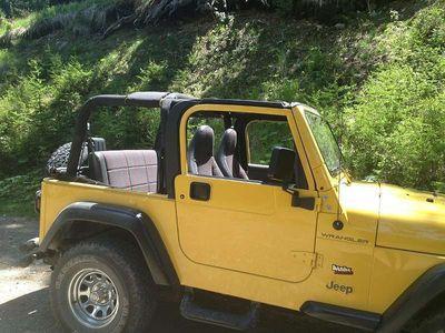 gebraucht Jeep Wrangler 2,5 Sport Soft Top SUV / Geländewagen