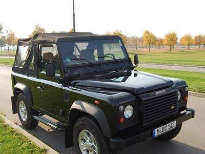 gebraucht Land Rover Defender Cabriolet Two SUV / Geländewagen