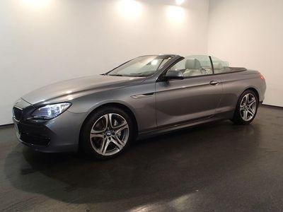 gebraucht BMW 640 Cabriolet d Österreich-Paket Aut.