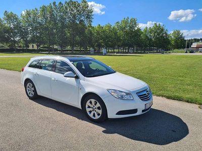 gebraucht Opel Insignia SPORTS CDTI TOURER SW Kombi / Family Van