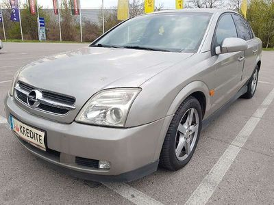 gebraucht Opel Vectra Elegance 2,2 DTI 16V Aut. Limousine
