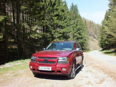 gebraucht Chevrolet TrailBlazer LT 5,3 V8 US Ausführung Heckantrieb