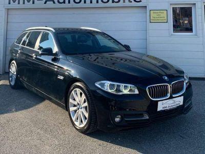 gebraucht BMW 520 d*Touring*Aut.*SHZ*NAVI*GRA*LED*get.Scheiben*uvm