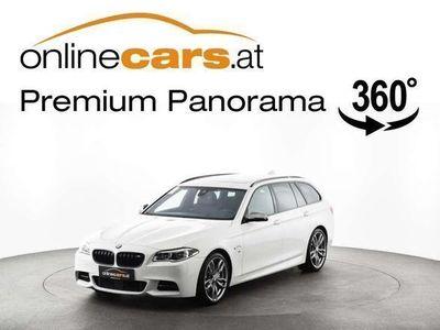 used BMW M550 5er-Reihe d xDrive Aut. M-SPORT VOLL OPEN-SKY Kombi / Family Van,