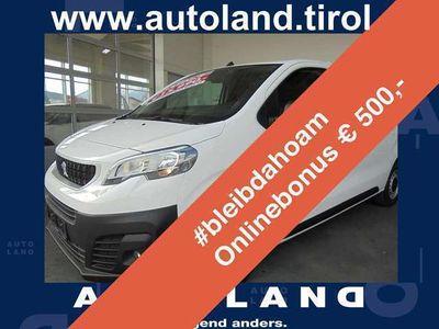 gebraucht Peugeot Expert Premium Kasten L2H1 2,0 BlueHDi 120