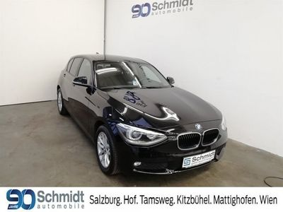 used BMW 118 d xdrive