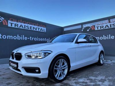 gebraucht BMW 118 d xDrive/M-Sport Alufelgen/LED-Scheinw./1.Besitz!