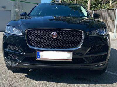 gebraucht Jaguar F-Pace F-Pace20d AWD Pure Aut. SUV / Geländewagen