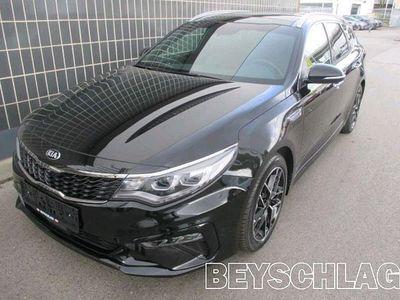 gebraucht Kia Optima Wagon 1,6 CRDi SCR GT-Line DCT Aut.