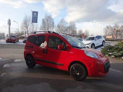 gebraucht Fiat Fiorino Qubo Qubo 1,4 Fire 78 Dynamic Kombi / Family Van