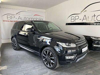 gebraucht Land Rover Range Rover Sport 3,0 SDV6/Hybrid HSE // Prominenter Vorbesitzer // SUV / Geländewagen