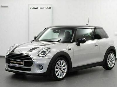 gebraucht Mini Cooper white silver NP: €33.887,- Limousine