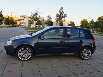 gebraucht VW Golf V Klein-/ Kompaktwagen