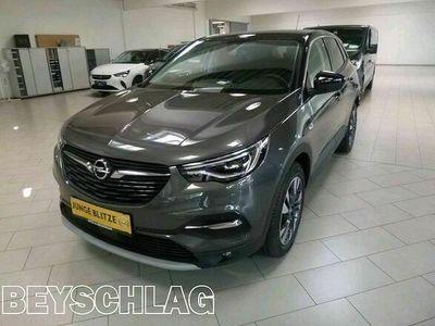 gebraucht Opel Grandland X 1,5 CDTI BlueInj. Design Line Aut. Start/Stopp
