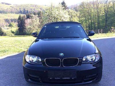 gebraucht BMW 118 Cabriolet 1er-Reihe i Cabrio E88 N43 / Roadster