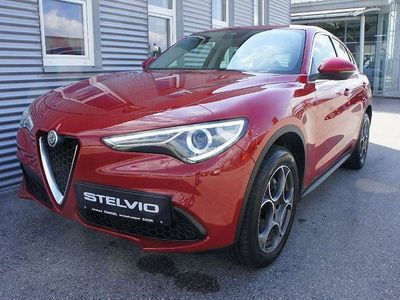gebraucht Alfa Romeo Stelvio Super 2,0 ATX AWD SUV / Geländewagen,