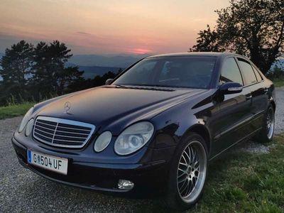 gebraucht Mercedes E270 CDI Classic