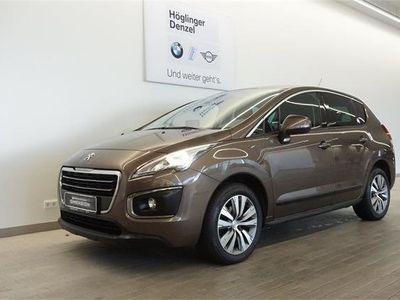 gebraucht Peugeot 3008 1,6 BlueHDi 120 S&S Active EAT6 Limousine,