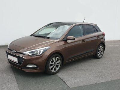 used Hyundai i20 1,25 Premium
