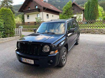gebraucht Jeep Patriot CRD SUV / Geländewagen