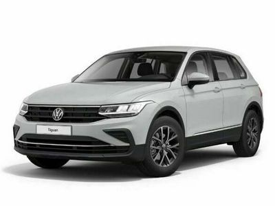 gebraucht VW Tiguan Volkswagen2.0 TDI 122 FL LED AppCo PDC SHZ Klimaaut