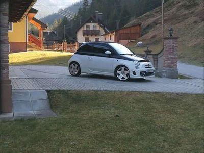 gebraucht Abarth 500 bicolore mta g-tech Cabrio / Roadster