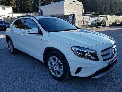 gebraucht Mercedes GLA220 GLA-Klassed Aut. SUV / Geländewagen