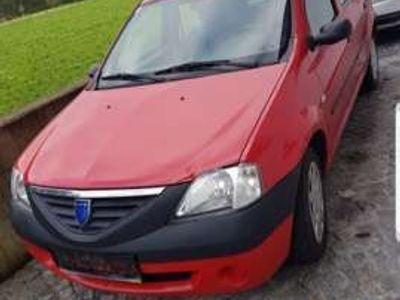 gebraucht Dacia Logan Ambiance 1,4 MPI