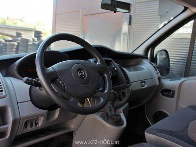 gebraucht Opel Vivaro L1H1 2,0 CDTI ecoFLEX 2,9t DPF
