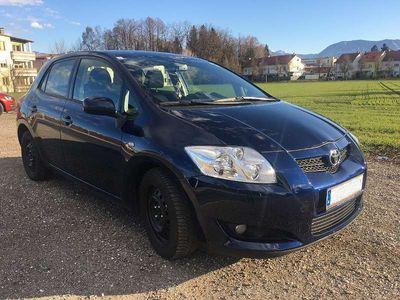 gebraucht Toyota Auris 1,4 D-4D 90 High Klein-/ Kompaktwagen