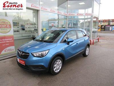 gebraucht Opel Crossland X 1,5 CDTI ECOTEC BlueInjection Edition SUV