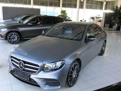 gebraucht Mercedes E400 4MATIC Avantgarde Aut.