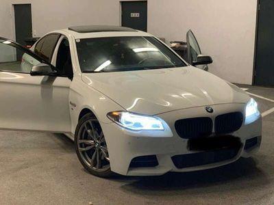 gebraucht BMW 550 5er-Reihe Allrad Diesel (F10 LCI) xDrive Aut.