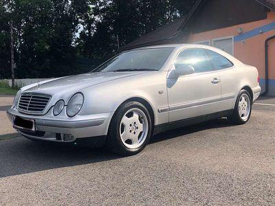 gebraucht Mercedes CLK230 Sportwagen / Coupé