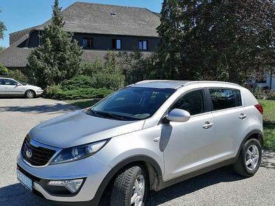 gebraucht Kia Sportage 1,7 CRDI 2WD NEUES ÖAMTC Pickerl SUV / Geländewagen
