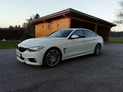 gebraucht BMW 430 Gran Coupé 430 Diesel Sportautom. M-Paket