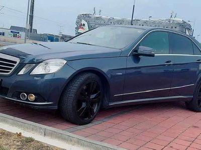 gebraucht Mercedes E250 CDI DPF BlueEFFICIENCY Aut. Sofort Kredit