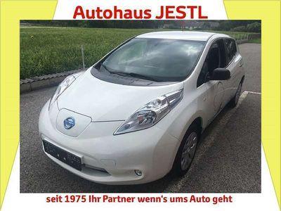 gebraucht Nissan Leaf (mit Batterie) Visia 24 kWh !!AKTIONSPREIS!! Limousine