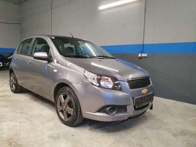 gebraucht Chevrolet Aveo 1,2 LS Klima Klein-/ Kompaktwagen